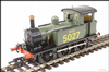 Hattons H4-P-013 SECR P Class 0-6-0T 5027 in ROD green